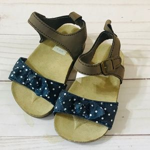 Carters Infant Size 3-6M Sandals